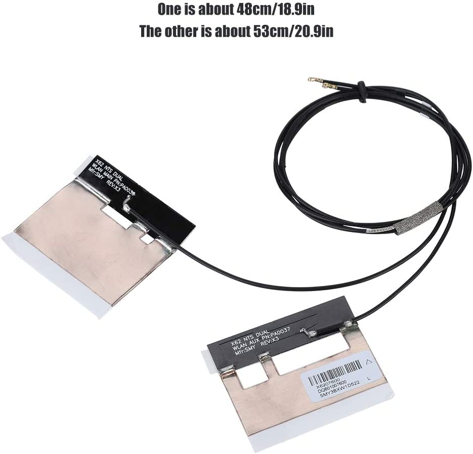 Built-in M.2 Antenna Lightweight with Copper Foil IPE Gene4 for for Ericsson WiFi Antenna