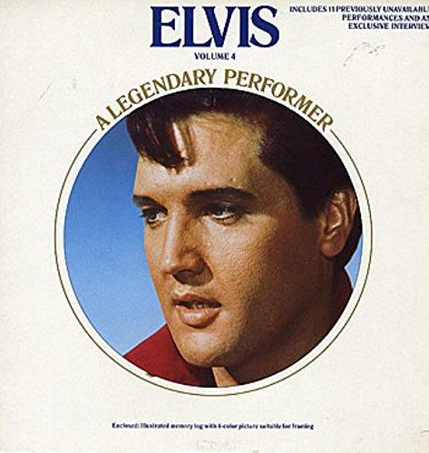Elvis Presley - A Legendary Performer Volume 4 - Zortam Music