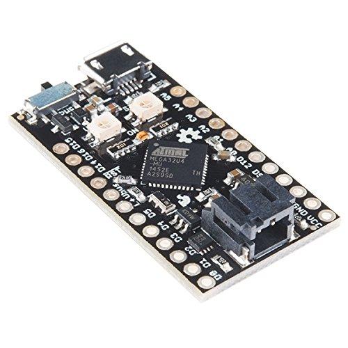 Qduino Mini - Arduino Dev - Connector Dev