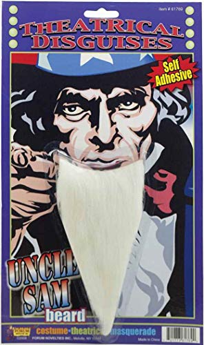 Uncle Sam White Beard