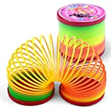 JOHOUSE Rainbow Magic Spring, 12 PCS Colorful
