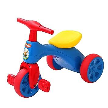 Triciclo para niños – Báscula de para niños bicicleta para bicicleta, cavalcabili para niños,