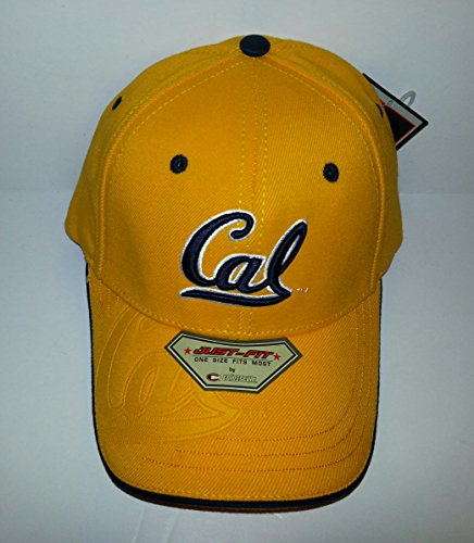 Cal Golden Bears Fitted Hats Price Compare