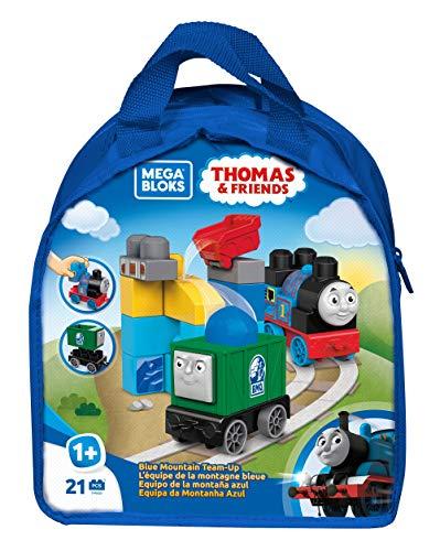 Mega Bloks Thomas & Friends Blue Mountain Team-Up Building Kit
