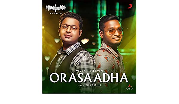 orasaadha video song mp3 download