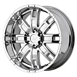 Helo HE835 Chrome Wheel - (18x9''/6x5.5'')
