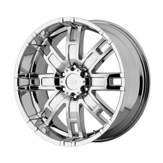 Helo HE835 Gloss Black Machined Wheel – (17×8″/6×5.5″)