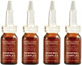 Facial Fillers Upper Lip - Intelligent Nutrients - Renewal Complex Skin Serum for All Skin Types, (4 Vials)