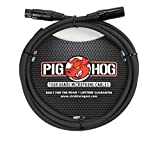 Pig Hog PHM6 High Performance 8mm XLR Microphone Cable, 6 feet