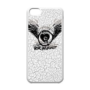 MMZ DIY PHONE CASEGators Florida USA Hardcore Punk Rock Band Rise Against iphone 6 4.7 inch Hard Plastic Phone Case