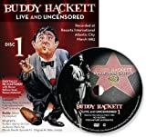 Buddy Hackett Live and Uncensored At Resorts International in Atlantic City DVD (2012)