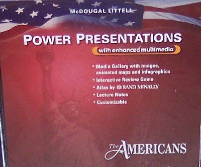 Read Online The Americans: Power Presentations CD-ROM ebook