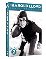 The Harold Lloyd Comedy Collection Vol 2 from New Line Home Video