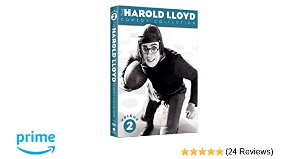Amazon.com: The Harold Lloyd Comedy Collection Vol. 2: Harold Lloyd, Jobyna Ralston, Mildred Davis, Barbara Kent, Bebe Daniels, Brooks Benedict, ...