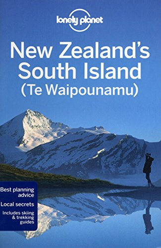 Lonely Planet New Zealand's South Island (Travel Guide) -