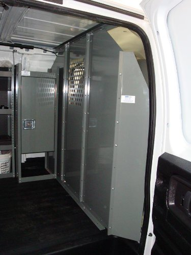 Van Safety Partition, Bulkhead/Divider Ford Econoline Van