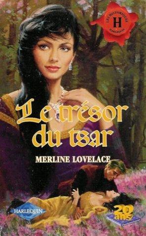 Le trésor du Tsar de Merline Lovelace 51ZFGWZ1F9L