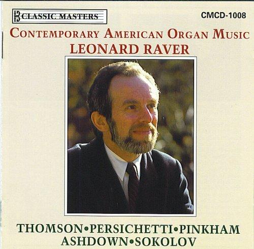 American Organ Music / Leonard Raver