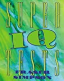 Super IQ Tests, Fraser Simpson, 0806912472