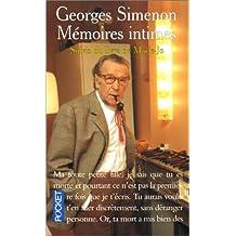 Memoires intimes
