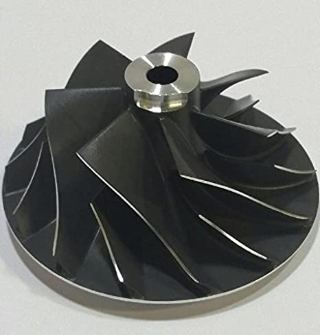 Turbo Lab America Holset HX35 HY35 HE341 7 Blade Compressor Wheel