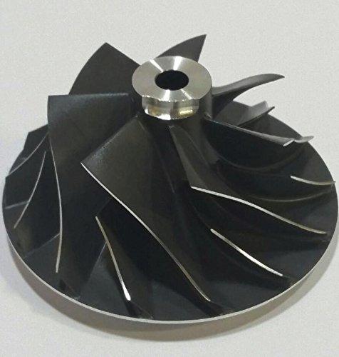 - Turbo Lab America Holset HX35 HY35 HE341 7 Blade Compressor Wheel