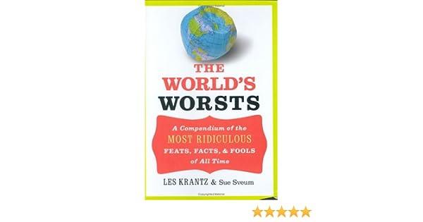 the world s worsts krantz les