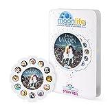 Moonlite – Uni the Unicorn Reel for Moonlite Story Projector