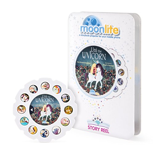 Moonlite – Uni the Unicorn Reel for Moonlite Story Projector