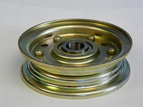 King Kutter Idler Pulley for 4' 5' and 6' Rfm Series Finish - King Cutter
