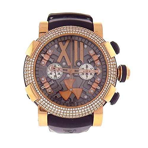 Romain-Jerome-Steampunk-automatic-self-wind-mens-Watch-RJTCHSP00303-Certified-Pre-owned