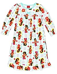Disney Minnie Mouse Girls Flannel Granny Gown Nightgown (Toddler Little Kid Big  Kid) manufacturer 3e92e15ed