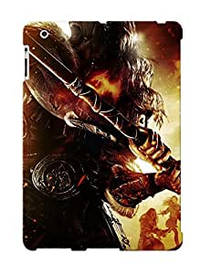 Anti-scratch And Shatterproof Dragon Battle Axe Phone Case For Ipad 2/3/4/ High Quality Tpu Case