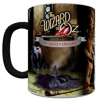 Trend Setters Morphing Mugs Wizard of Oz 75th Anniversary...