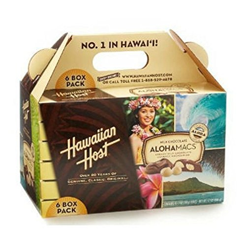 Hawaiian Host Chocolate Covered Macadamia product image