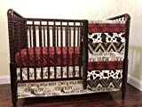 Nursery Bedding, Cowboy Crib Bedding Set - Western Crib Bedding, Rodeo Baby Bedding, Boy Baby Bedding