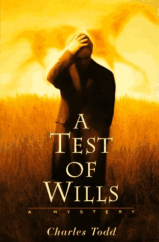 book cover of A Test of Wills