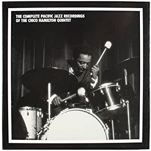 The Complete Pacific Jazz Recordings of The Chico Hamilton Quintet (UK Import)