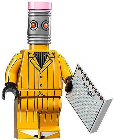 Lego Serie Batman - El borrador: Amazon.es: Juguetes y juegos