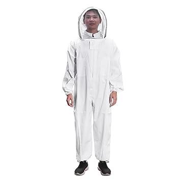 Konesky juego de apicultura, velo protector bata de ...
