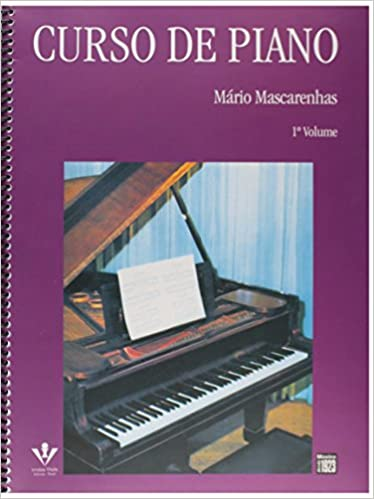 Curso de Piano - Volume 1 (Em Portuguese do Brasil): Vários Autores: 9788585188313: Amazon.com: Books
