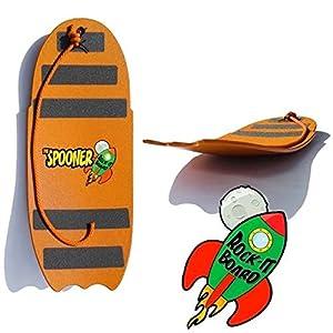 "Rock It Spooner Board 24"" Orange from Spooner"