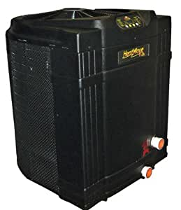 Aquacal heatwave superquiet icebreaker heat for Garden pool heater