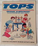 img - for Tops: Building and Experimenting with Spinning Toys (Boston Children's Museum Activity Book) book / textbook / text book