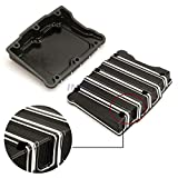 Billet Aluminum Gauge Rocker Box cover for harley