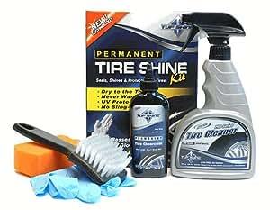 Amazon Com Tuf Shine Tire Appearance Kit Automotive