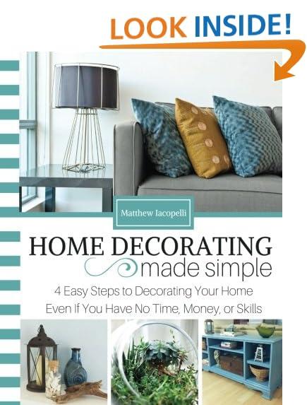 Home Interior Decorating Amazoncom