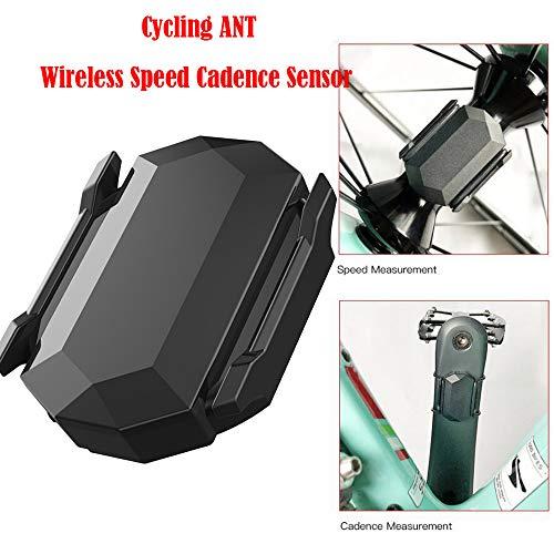 Cycling ANT Wireless Speed Cadence Sensor for Garmin Bryton Bike GPS