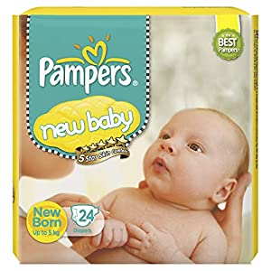 Pampers Active Baby Diapers, New...
