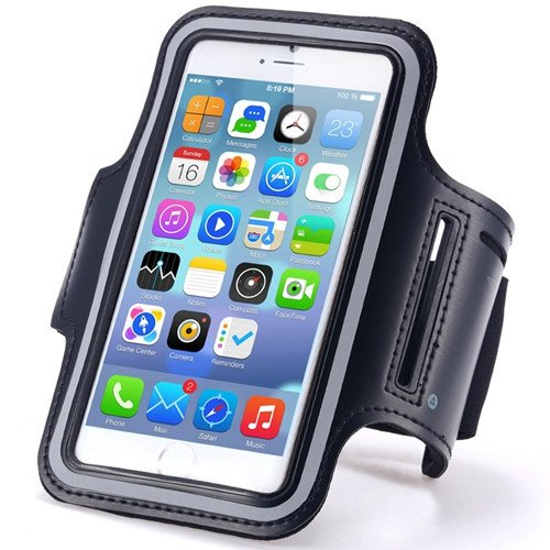 M2Cbridge Armband Sport Gym Case Cover For iPhone 6 Plus 5.5 inch Oneplus One Samsung Galaxy Note 3 Note 4 S5 S6
